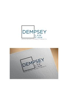 Generic & overused logo designs sold - DEMPSEY LAW FIRM More