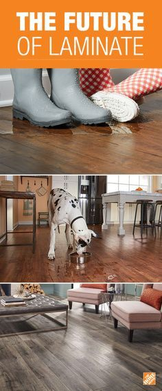 Flooring Laminate Flooring And Home Depot On Pinterest