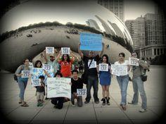 Chicago presente! #yosoy132
