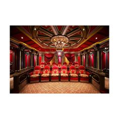 CINEMA DE LA MER (by First Impressions Theme Theatres) Details | JBL Synthesis