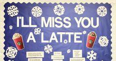 Winter Closing Info (RA Bulletin Board)