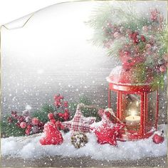 Připravené pro váš text | vánoční blog Christmas Paper, Christmas Time, Cute Images, Snow Globes, Diy And Crafts, Decoupage, December, Wallpaper, Holiday Decor