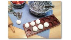 Reclaimed Wood Egg Holder One Dozen Tray by AlleyCatDesignSt