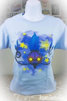 Hey, I found this really awesome Etsy listing at https://www.etsy.com/listing/172522934/kawaii-fairy-kei-nightshade-chandelure