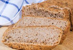 7 рецептов домашнего хлеба, для пп-бутербродов