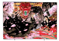 One Piece Color Walk Artbook Chap Walk5-03 trang 11