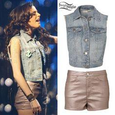 Sleeveless Jeans Jacket Women