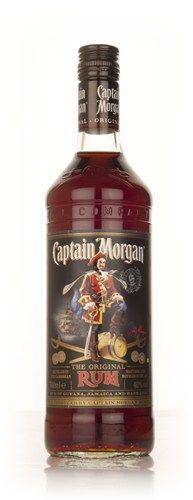Captain Morgan Original Rum - Master of Malt