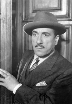Peppino De Filippo (24 August 1903 – 27 January 1980), Italian actor.
