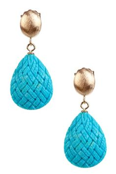 Love these turquoise earrings on Hautelook today! Click link for invite: http://www.hautelook.com/short/3DgrM