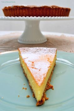 Cheesecake Pie, Sweet Pie, Portuguese Recipes, Something Sweet, Cupcake Cakes, Catering, Cake Decorating, Good Food, Sweets