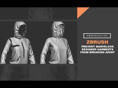 Zbrush - How To Prevent Marvelous Designer Garments From Breaking Apart