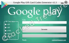 Free Google Play Gift Card Codes Generator: http://imgur.com/gallery/8pZTn