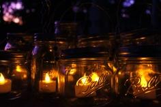 more mason jar candles