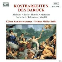 Prezzi e Sconti: The best of baroque music  ad Euro 6.90 in #Naxos #Media musica classica miscellanea