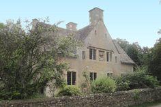 Morris Cottages. Designed by Philip Webb, Kelmscott, Oxons. 1902