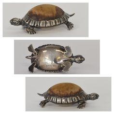 LOT 64: An attractive #pincushion in the form of a #tortoise with textured body. Birmingham 1905. By GS&TS. Est. £200 - £300. Coming up in our #Silver #Jewellery #Toys and #Railwayana #Auction on Thursday 25th May. To include #Watches #Collectables #Pictures #China & #Antique #Furniture #May25 #whittonsauctions #Honiton #pin #twitter