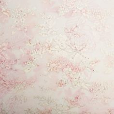 Hand Painted Chantilly Lace (Sold as a 2.3mt piece)