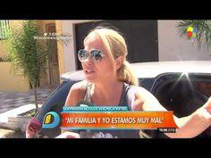 """Verónica Vieyra, en Gualeguaychú """"Es una situación difícil para todos"""""""