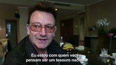 """""""Lula é um tesouro global"""", diz Bono em mensagem para os brasileiros"""