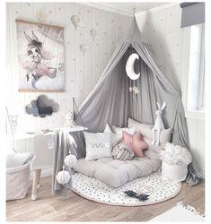 Cute Bedroom Ideas, Small Bedroom Designs, Room Design Bedroom, Room Ideas Bedroom, Kids Room Design, Baby Room Decor, Small Bedrooms, Master Bedrooms, Teen Bedroom