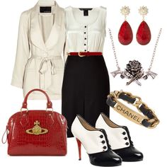 Mafia Business, created by xcutexclaudiax on Polyvore