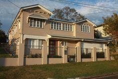 Queenslander Extension, Lifted and Built in Underneath. Aluminum Casement Windows, Hardwood weatherboards, window hoods.
