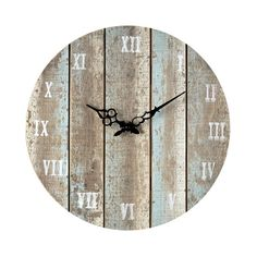 Buy the Sterling Industries Belos Light Blue Direct. Shop for the Sterling Industries Belos Light Blue Height Wooden Roman Numeral Outdoor Wall Clock and save. Outdoor Wall Clocks, Outdoor Walls, Sterling Homes, Pallet Clock, Pallet Wood, Best Wall Clocks, Clock Wall, Wall Art, Wood Clocks