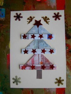 Geldgeschenk zu Weihnachten Mehr You are in the right place about DIY Father's Day frame Here we offer you the most beautiful pictures about the DIY Father's Day painting you are looking for. Diy Father's Day Gifts, Father's Day Diy, Fathers Day Gifts, Origami Fox, Winter Christmas, Xmas, Latest Wallpapers, Cool Mugs, Frame Crafts