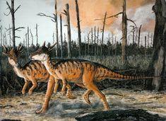 Stygimoloch by Brian Franczak