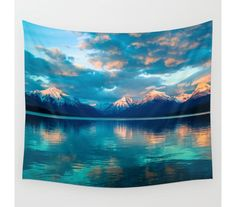 DETAILS: Available in three distinct sizes, our Wall Tapestries are made of 100% lightweight polyester with hand-sewn finished edges. Featuring vivid colors and crisp lines, these highly unique and versatile tapestries are durable enough for both indoor and outdoor use. Machine washable for outdoor enthusiasts, with cold water on gentle cycle using mild detergent - tumble dry with low heat. SIZE: Small: 51 x 60 Medium: 68 x 80 Large: 88 x 104 (Please select from drop-down menu) CARE…