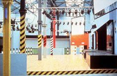 Night Fever Designing Club Culture at Vitra Design Museum, Weil am Rhein/Basel The Smiths, Vitra Design Museum, Acid House, Cultura Rave, Techno, Robert Mallet Stevens, Factory Records, Nightclub Design, Night Fever