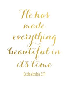 items similar to bible verse print gold art scripture print gold foil print bible verse art christian quote gold ecclesiastes 311 scripture art art on etsy # Bible Verse Wall Art, Scripture Art, Bible Verses Quotes, Bible Text, Gold Foil Print, Quote Backgrounds, Favorite Bible Verses, Spiritual Quotes, Positive Quotes