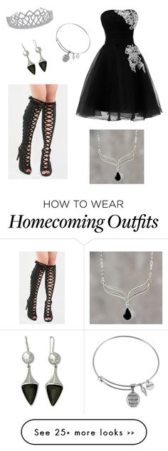 """""""homecoming"""" by riverlili on Polyvore featuring Bling Jewelry, NOVICA and Jewel Exclusive"""