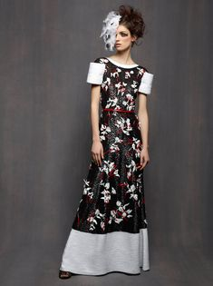 Karl Lagerfeld Shoots Marte Mei Van Haaster in Chanel Haute Couture Spring 2013