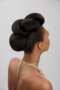 Dionne Smith Natural Hair Inspiration - Bellanaija - July2015006