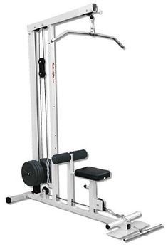 Deltech Fitness Lat Pulldown Machine