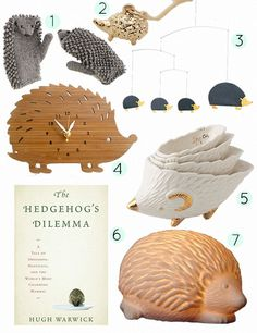 Showing our love for the hedgehog!