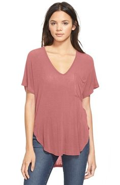 Lush Knit Tee available at #Nordstrom