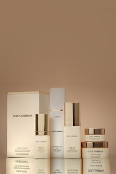 Introducing the luxurious skincare collection from Dolce & Gabbana, available exclusively at Saks.