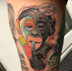 Cet artiste talentueux crée des tatouages si minutieux qu'ils semblent être en trois dimensions | SooCurious