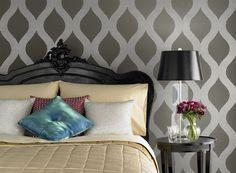 Light gray for bedroom