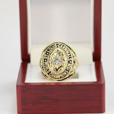 1926 ST. LOUIS CARDINALS WORLD SERIES CHAMPIONSHIP RING US SIZE 11