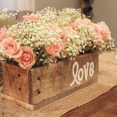 100 Ideas For Amazing Wedding Centerpieces Rustic (90)