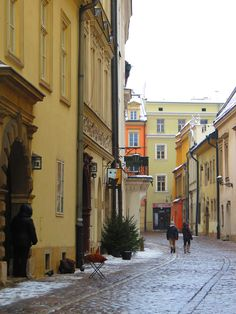Krakow, Poland (photo by Paul Pendola)