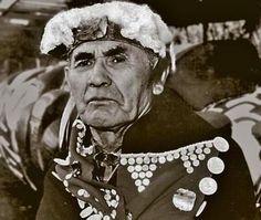 Mungo Martin - Kwakiutl - circa 1955