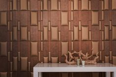 leather wall - Google Search