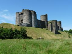 Kidwelly Castle, suc