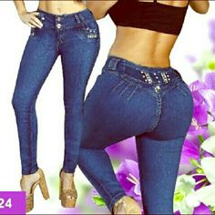 Awesome Colombian jeans Colombian Buttlift Jeans/ US size 7 Never worn too small for me Amazing feel/ stretchy material  Authentic jeans made in Colombia TUMMY CONTROL & BUTT LIFT 31 1/2 - 32inch inseam  **Trying to make my money back so i can get a bigger size** Jeans Skinny