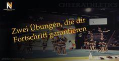 Cheerathletics - Zwei Übungen, die dir Fortschritt garantieren